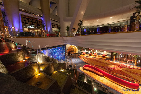 Sneak Peek; The World's Most Luxurious Hotel Burj Al Arab Dubai, United Arab Emirates_05 (2)
