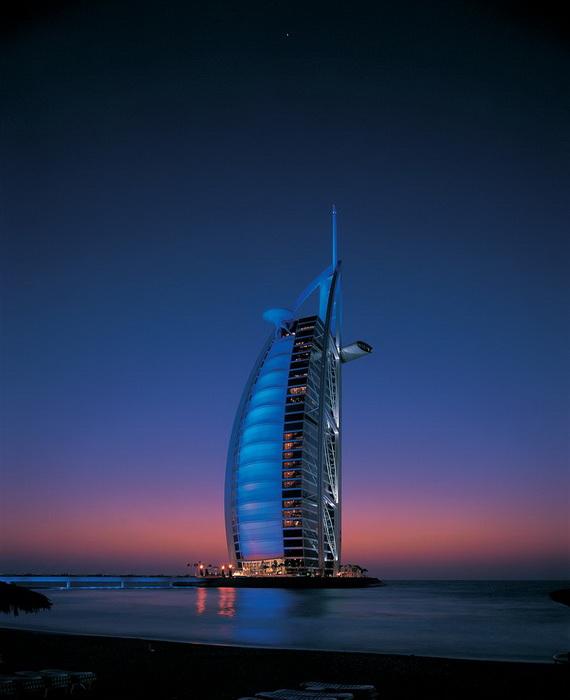 Sneak Peek; The World's Most Luxurious Hotel Burj Al Arab Dubai, United Arab Emirates_06