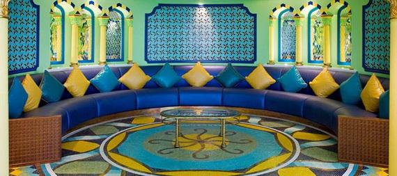 Sneak Peek; The World's Most Luxurious Hotel Burj Al Arab Dubai, United Arab Emirates_08