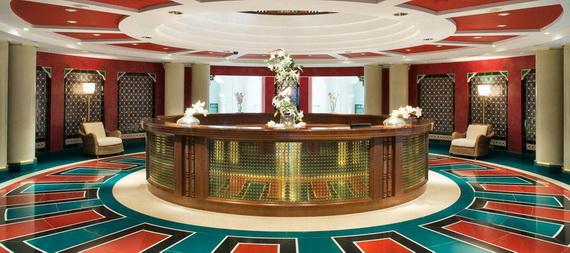 Sneak Peek; The World's Most Luxurious Hotel Burj Al Arab Dubai, United Arab Emirates_09