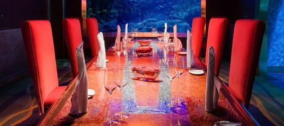 Sneak Peek; The World's Most Luxurious Hotel Burj Al Arab Dubai, United Arab Emirates_3