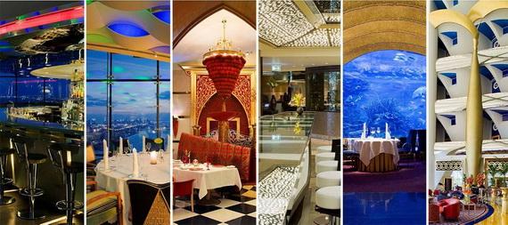 Sneak Peek; The World's Most Luxurious Hotel Burj Al Arab Dubai, United Arab Emirates_6