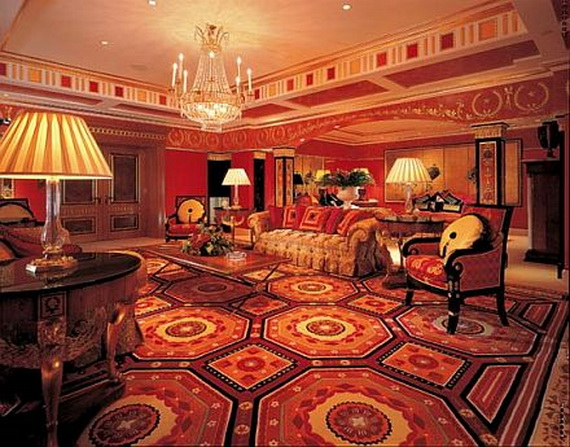 Sneak Peek; The World's Most Luxurious Hotel Burj Al Arab Dubai, United Arab Emirates_7