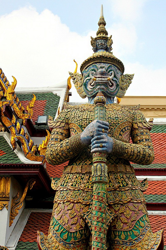 Spend your holiday and explore Bangkok,Thailand_8