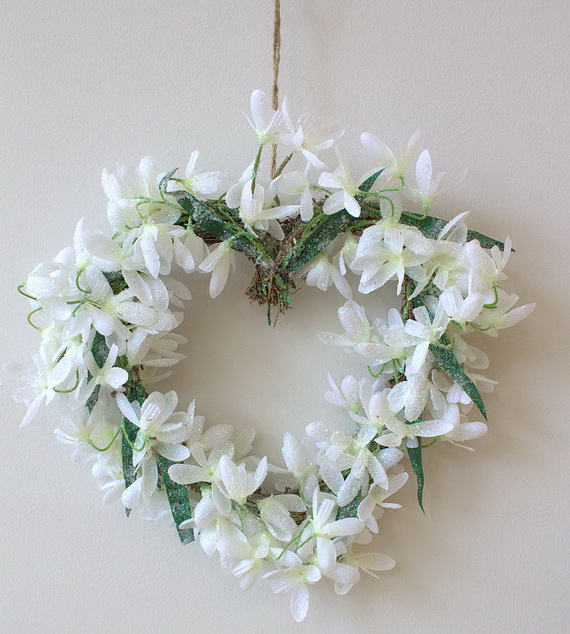 Spring Wreaths - Our Flowers Messengers For Happy Holidays_1