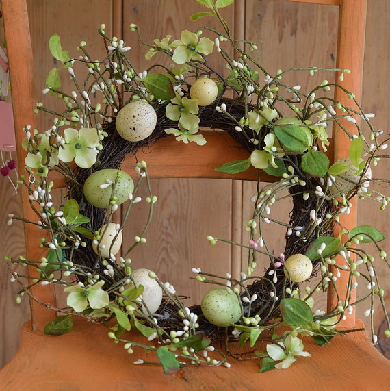 Spring Wreaths - Our Flowers Messengers For Happy Holidays_2