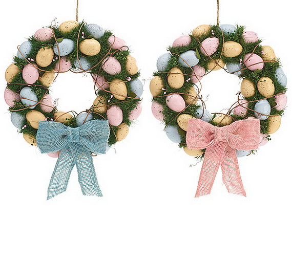 Spring Wreaths - Our Flowers Messengers For Happy Holidays_38