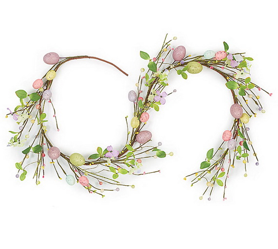 Spring Wreaths - Our Flowers Messengers For Happy Holidays_39