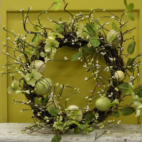Spring Wreaths - Our Flowers Messengers For Happy Holidays_4