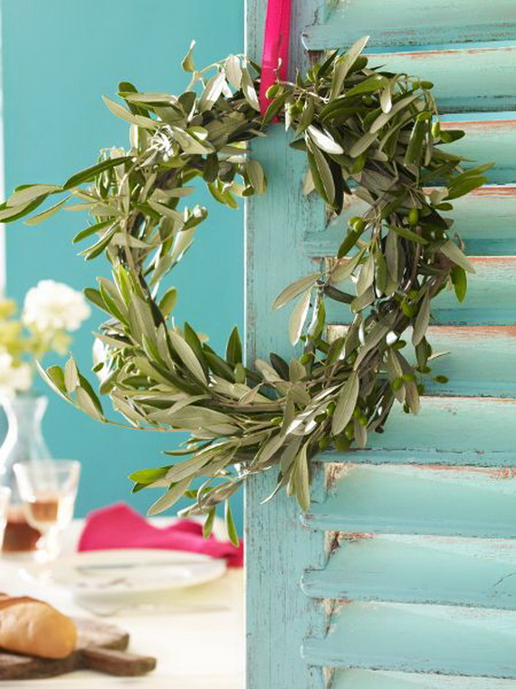 Spring Wreaths - Our Flowers Messengers For Happy Holidays_56