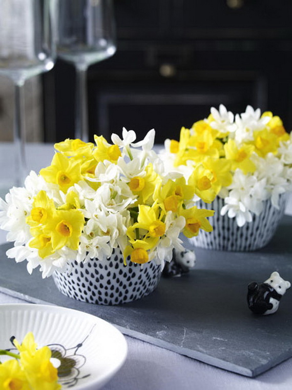 Spring lights on the Easter table _57