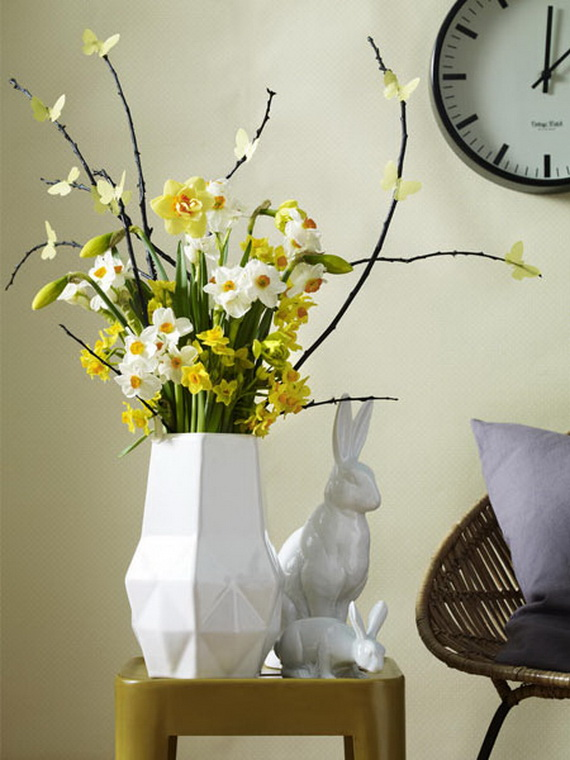 Spring lights on the Easter table _62