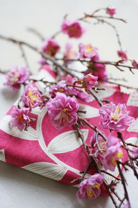 Stylish Spring and Easter 2014 Flower Arrangement Collections _02_1