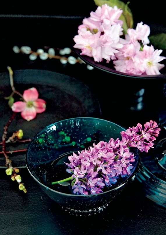 Stylish Spring and Easter 2014 Flower Arrangement Collections _08_1