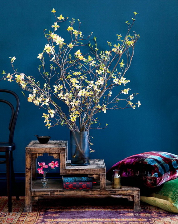 Stylish Spring and Easter 2014 Flower Arrangement Collections _10_1