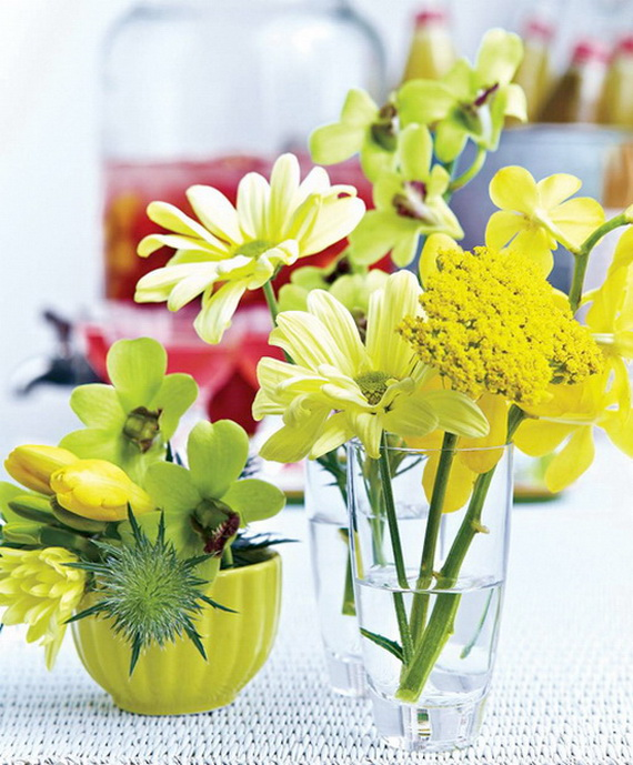 Stylish Spring and Easter 2014 Flower Arrangement Collections _13_1