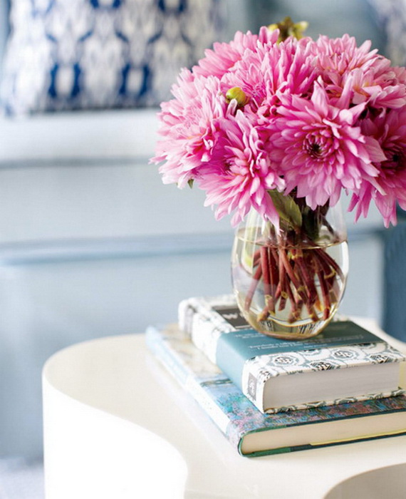Stylish Spring and Easter 2014 Flower Arrangement Collections _14_1