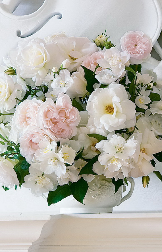 Stylish Spring and Easter 2014 Flower Arrangement Collections _15