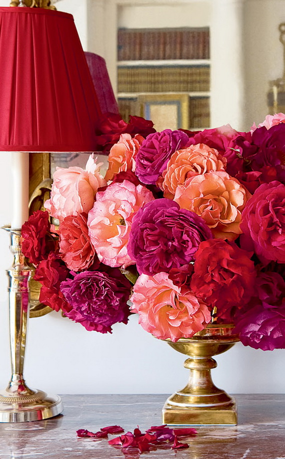Stylish Spring and Easter 2014 Flower Arrangement Collections _16