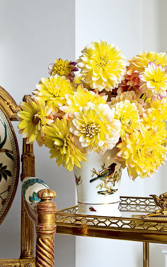 Stylish Spring and Easter 2014 Flower Arrangement Collections _18