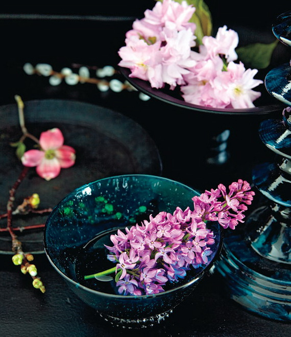 Stylish Spring and Easter 2014 Flower Arrangement Collections _21