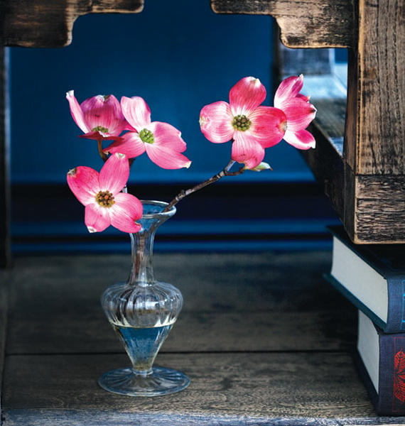 Stylish Spring and Easter 2014 Flower Arrangement Collections _22