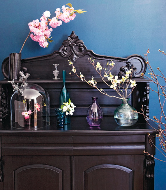 Stylish Spring and Easter 2014 Flower Arrangement Collections _23