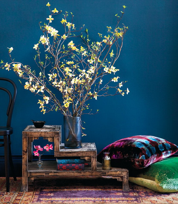 Stylish Spring and Easter 2014 Flower Arrangement Collections _25