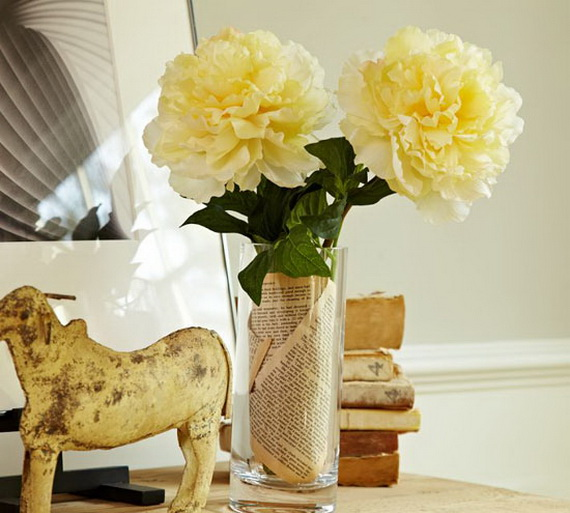 Stylish Spring and Easter 2014 Flower Arrangement Collections _35