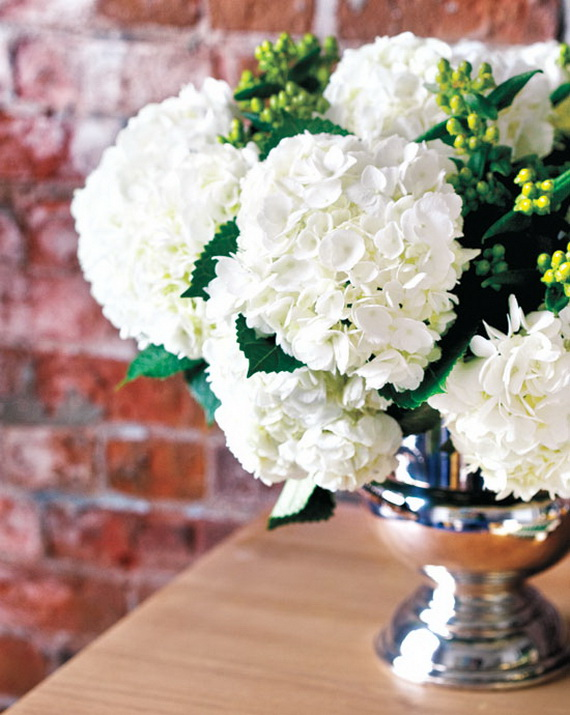 Stylish Spring and Easter 2014 Flower Arrangement Collections _38
