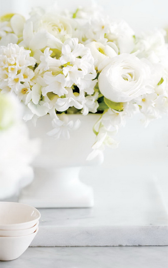 Stylish Spring and Easter 2014 Flower Arrangement Collections _51