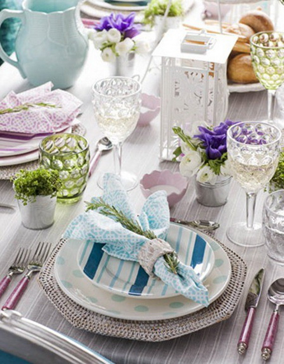 Unique Easter Wedding Inspirations And Ideas_03
