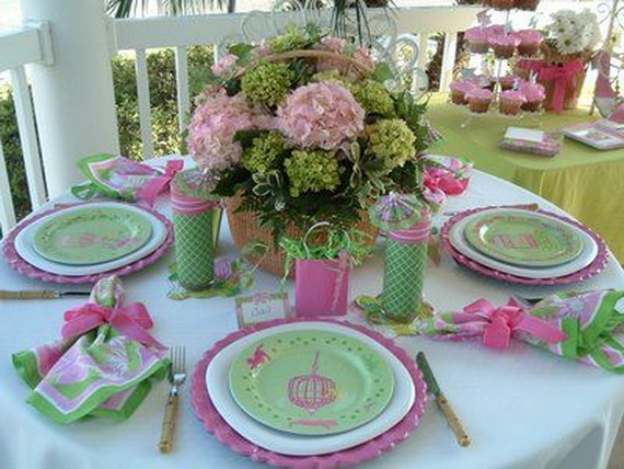 Unique Easter Wedding Inspirations And Ideas_1