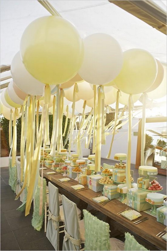 Unique Easter Wedding Inspirations And Ideas_12