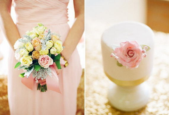 Unique Easter Wedding Inspirations And Ideas_14