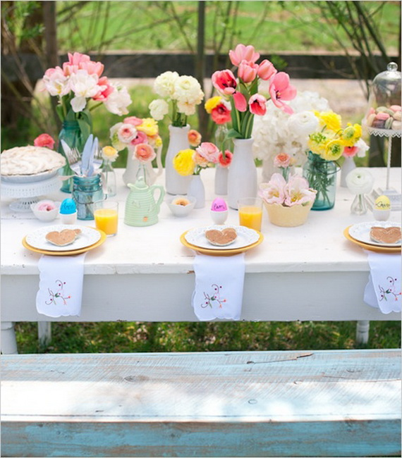 Unique Easter Wedding Inspirations And Ideas_16