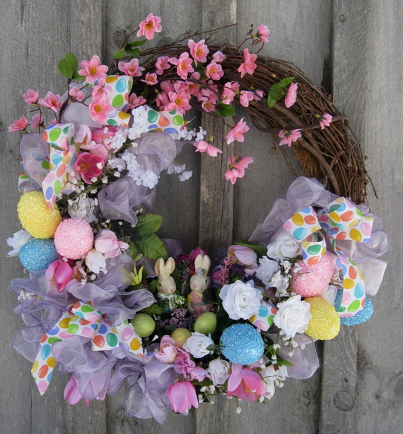 Unique Easter Wedding Inspirations And Ideas_2 (4)