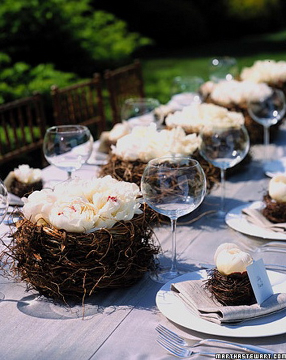 Unique Easter Wedding Inspirations And Ideas_25