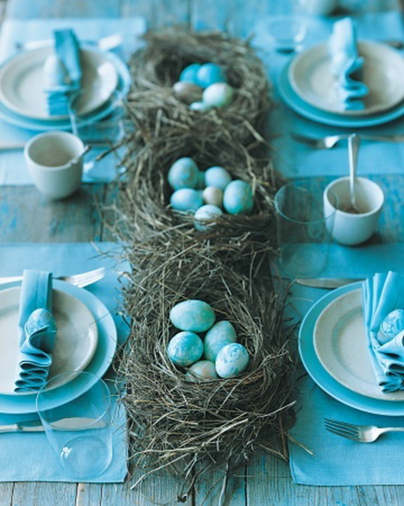 Unique Easter Wedding Inspirations And Ideas_27