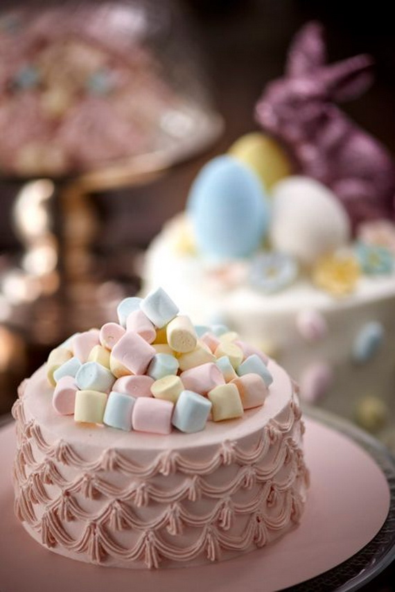 Unique Easter Wedding Inspirations And Ideas_28