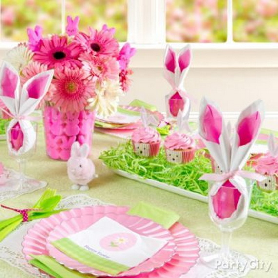 Unique Easter Wedding Inspirations And Ideas_3