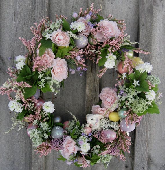 Unique Easter Wedding Inspirations And Ideas_5