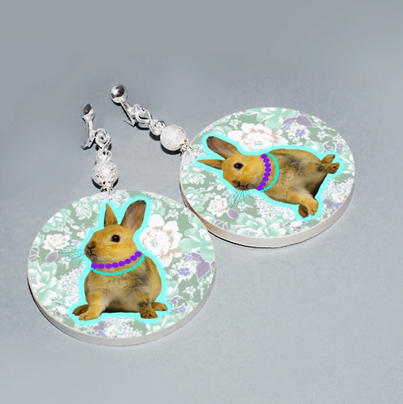 50 Adorable Bunny Craft Ideas To Celebrate The Easter Holiday _01