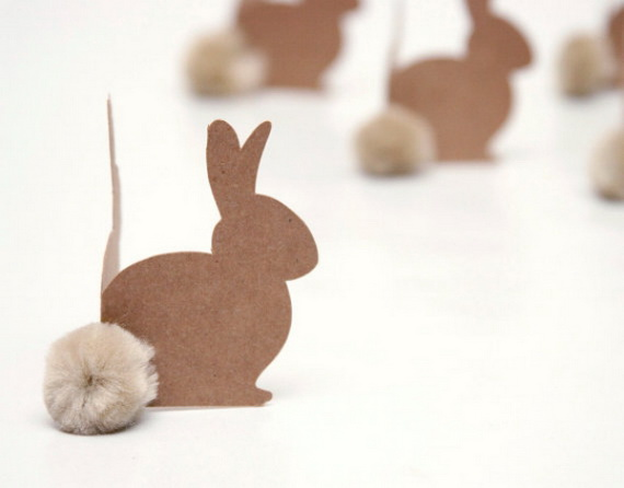 50 Adorable Bunny Craft Ideas To Celebrate The Easter Holiday _02