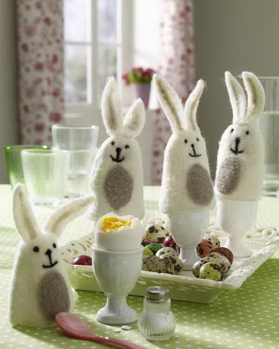 Ostern: Eierw?rmer Hasen