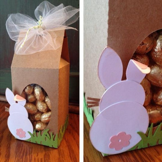50 Adorable Bunny Craft Ideas To Celebrate The Easter Holiday _09