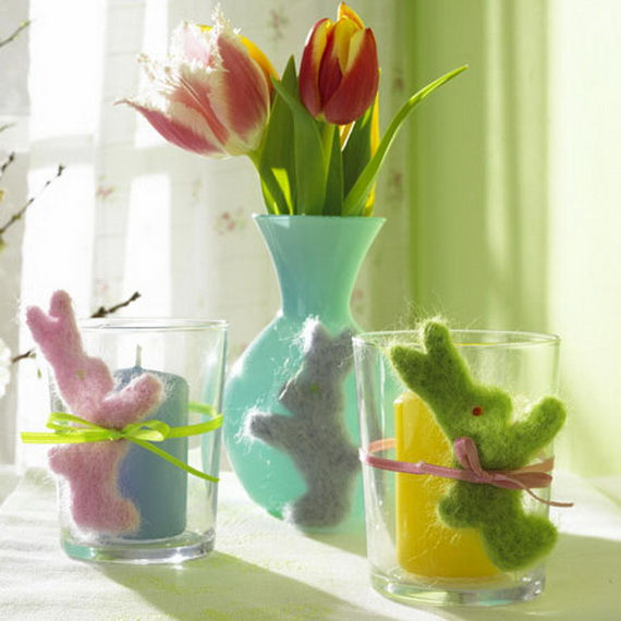 50 Adorable Bunny Craft Ideas To Celebrate The Easter Holiday _11