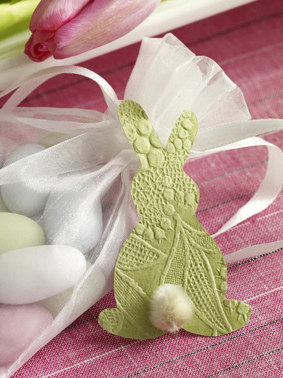 50 Adorable Bunny Craft Ideas To Celebrate The Easter Holiday _13