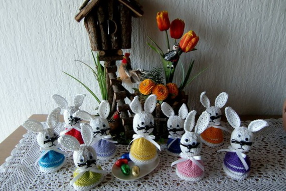 50 Adorable Bunny Craft Ideas To Celebrate The Easter Holiday _18
