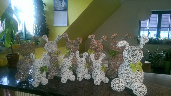 50 Adorable Bunny Craft Ideas To Celebrate The Easter Holiday _22